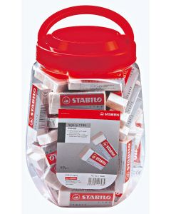 STABILO legacy barattolo 60 gomme