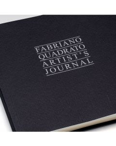 FABRIANO Classic Art. Journal - 192 Bl. 12 x 16 cm, 90 g, blu
