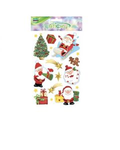 STICKERS NATALE 80961