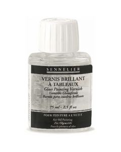 Sennelier-Glossy painting varnish > Jar of 75 ml - N135161.75