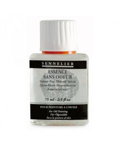 Sennelier-Mineral spirits > Jar of 75 ml - 2.5 fl N135171.75