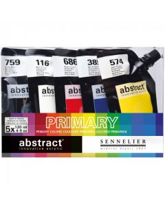 Campus-Acrylic Campus set of 5 colours x 100 ml - N131800.00