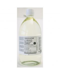 Sennelier-Satin painting varnish > 250 ml  - 8.4 f N135153..